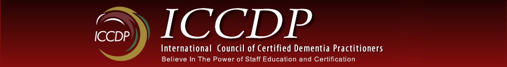 International Council of Certified Dementia Practitioners